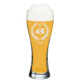 Verre à Bière fête des pères